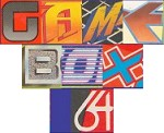 GameBox 64 logo vertical